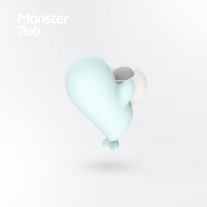 Monster Pub Ring Vibrator Monster Pub Ring Smart Vibrator Dr. Whale - Fun Version