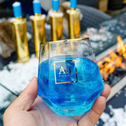 SWANSEA Au Vodka Blue Raspberry Flavour - Au Vodka