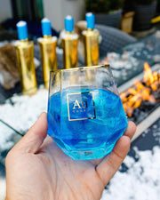 WHOLESALE CASE OF AU BLUE RASPBERRY - Au Vodka