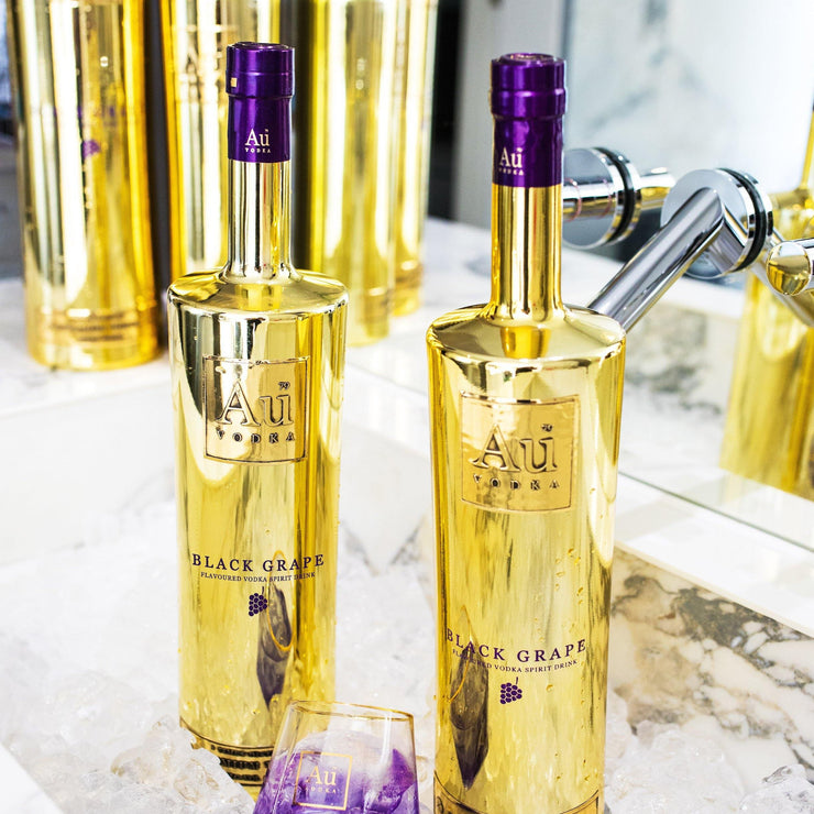 Wholesale Pre Order - Au Vodka Black Grape 1.5L Magnum - Au Vodka