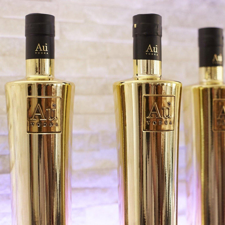 Au Vodka 70cl Bottle - Au Vodka