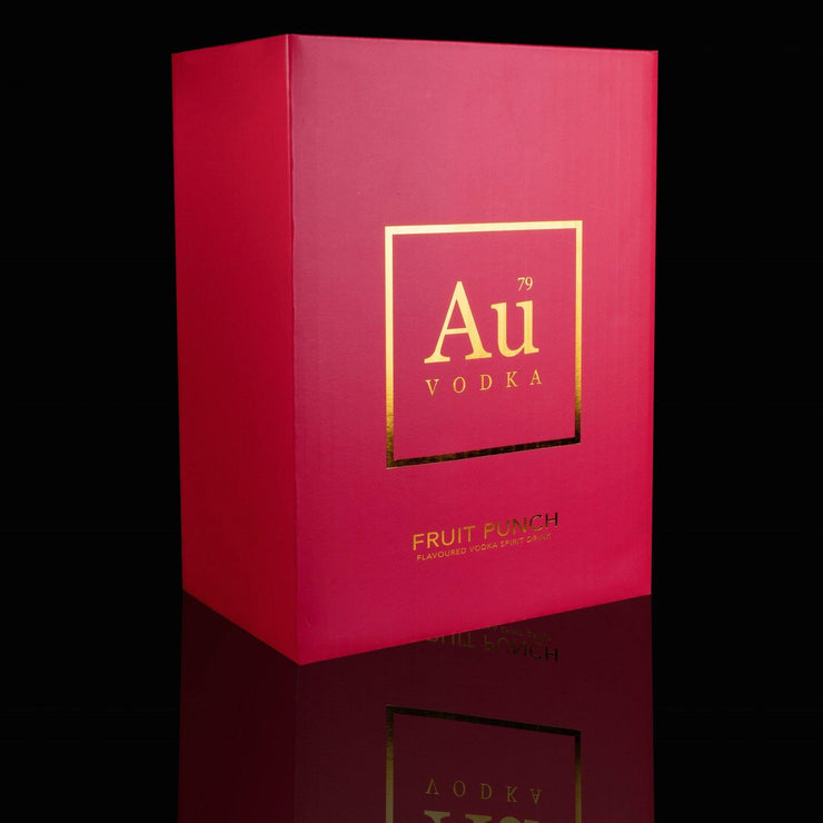 WHOLESALE CASE OF AU FRUIT PUNCH - Au Vodka