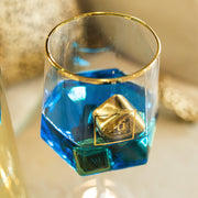 Au Custom Gold Vodka Rocks - Au Vodka