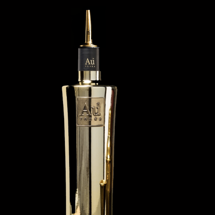 Au Gold Speed Pourer - Au Vodka