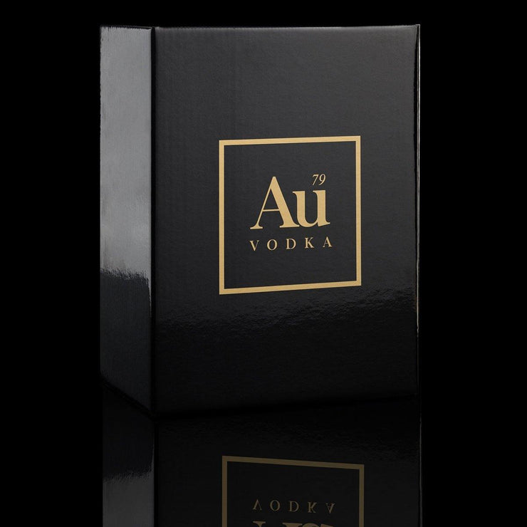 Au Vodka Case of 6 - Au Vodka
