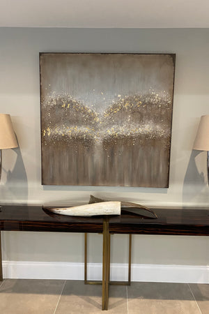 Textured wall canvas