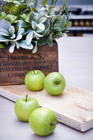 Artificial Green Apples