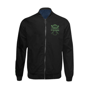 Kū Kiaʻi Mauna Womenʻs Bomber Jacket (11 Colors Available)