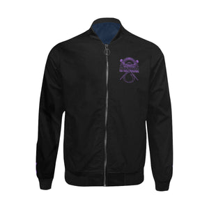 Kū Kiaʻi Mauna Men's Bomber Jacket (11 Colors Available)