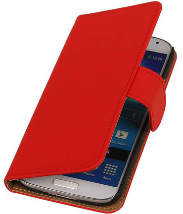 Acer Liquid E3 Red | bookstyle / book case/ wallet case Hoes  | WN™ - hoesjeshoek