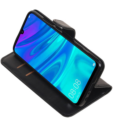 Huawei Honor 10 Lite Zwart | Premium bookstyle / book case/ wallet case  | WN™ - hoesjeshoek