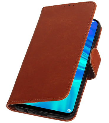 Huawei Honor 10 Lite Bruin | Premium bookstyle / book case/ wallet case  | WN™ - hoesjeshoek