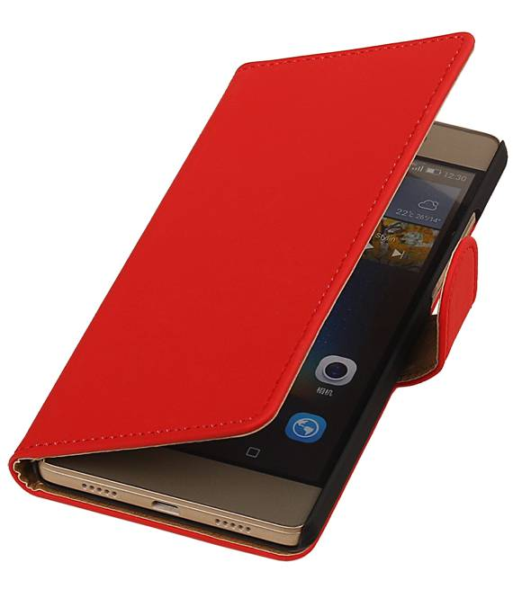 Huawei Huawei Ascend Y530 Rood | bookstyle / book case/ wallet case Hoes  | WN™ - hoesjeshoek