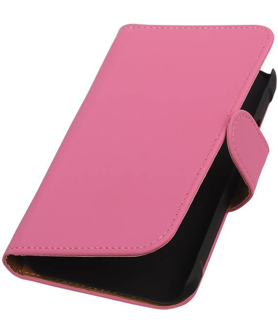 Samsung Galaxy Xcover 3 G388F Roze | bookstyle / book case/ wallet case Hoes  | WN™ - hoesjeshoek