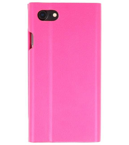 iPhone 7/8 / 8 Roze | Flipbook Slim Folio Case  | WN™ - hoesjeshoek
