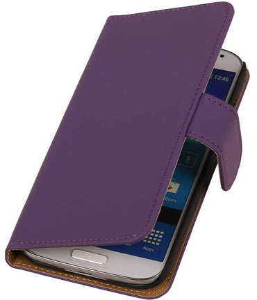 Acer Liquid E3 Paars | bookstyle / book case/ wallet case Hoes  | WN™ - hoesjeshoek