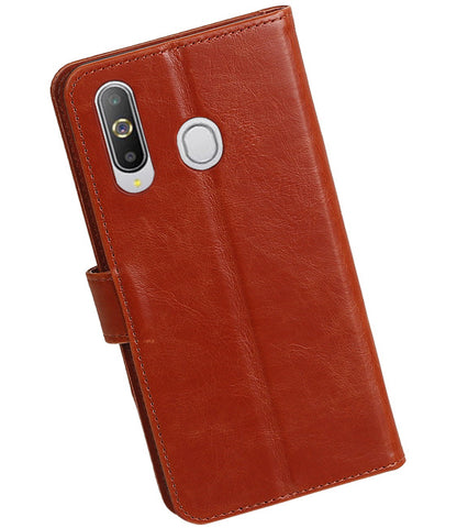 Samsung Samsung galaxy a8 2015s Rood | Premium bookstyle / book case/ wallet case  | WN™ - hoesjeshoek