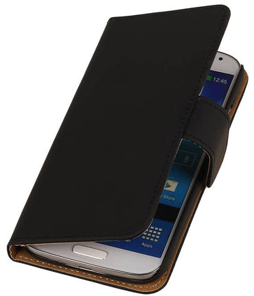 Acer Liquid E3 Zwart | bookstyle / book case/ wallet case Hoes  | WN™ - hoesjeshoek