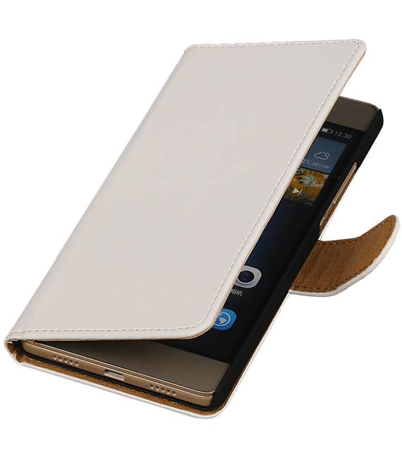 Huawei Huawei Ascend Y530 Wit | bookstyle / book case/ wallet case Hoes  | WN™ - hoesjeshoek