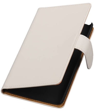 Acer Liquid Z5 Wit | bookstyle / book case/ wallet case Hoes  | WN™ - hoesjeshoek