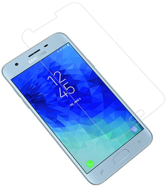 Samsung Galaxy J3 2018 | Tempered glass/ beschermglas/ screenprotector  | WN™ - hoesjeshoek