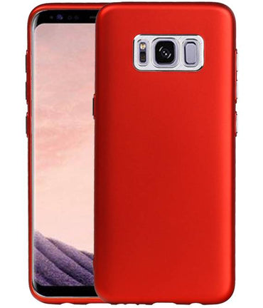 Samsung Galaxy S8 Rood | Design backcover hoes  | WN™ - hoesjeshoek