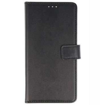 Huawei P20 Lite Zwart | bookstyle / book case/ wallet case Wallet Cases Hoes  | WN™ - hoesjeshoek