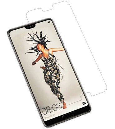 Huawei P20 | Tempered glass/ beschermglas/ screenprotector  | WN™ - hoesjeshoek