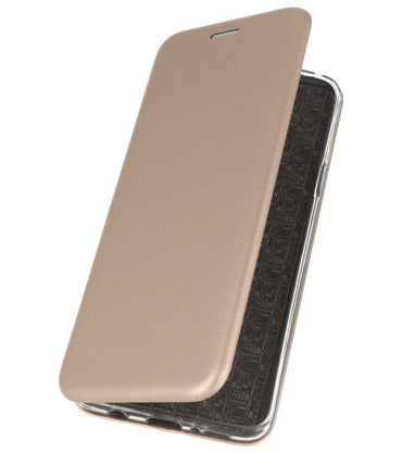Samsung Galaxy S9 Plus Goud | Slim Folio Case  | WN™ - hoesjeshoek