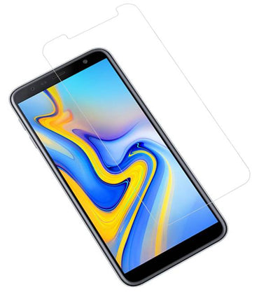 Samsung Galaxy J6 Plus | Tempered glass/ beschermglas/ screenprotector  | WN™ - hoesjeshoek