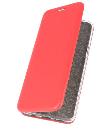 Samsung Galaxy S9 Plus Rood | Slim Folio Case  | WN™ - hoesjeshoek