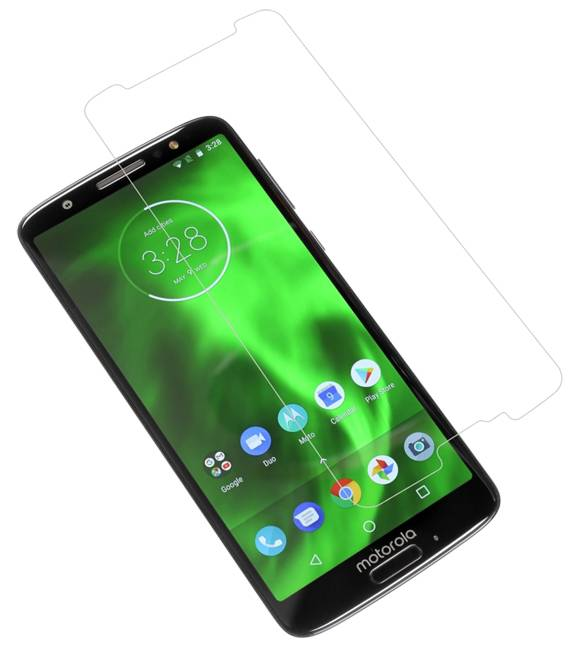 Motorola Moto G6 Plus | Tempered glass/ beschermglas/ screenprotector  | WN™ - hoesjeshoek