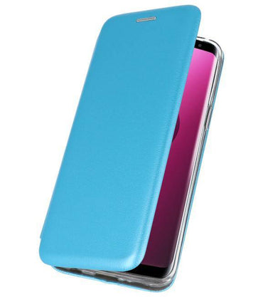 Samsung Samsung Galaxy J6 Plus Blauw | Slim Folio Case  | WN™ - hoesjeshoek