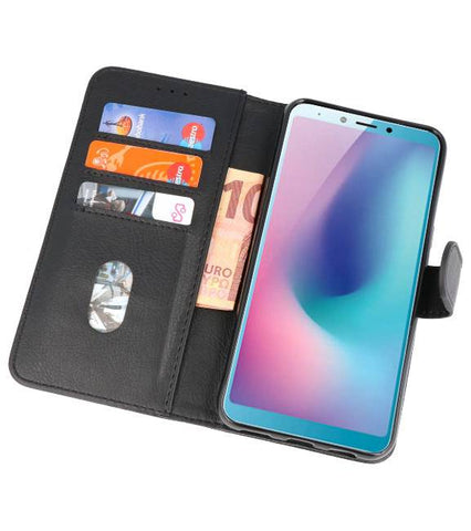 Honor View 20 Zwart | bookstyle / book case/ wallet case Wallet Cases Hoes  | WN™ - hoesjeshoek