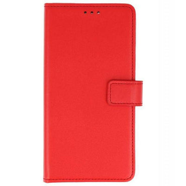 Huawei P20 Lite Rood | bookstyle / book case/ wallet case Wallet Cases Hoes  | WN™ - hoesjeshoek