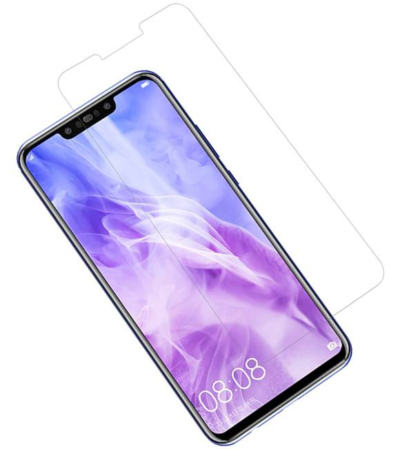 Huawei P Smart Plus Nova 3i | Tempered glass/ beschermglas/ screenprotector  | WN™ - hoesjeshoek