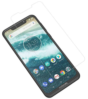 Motorola Moto One Power | Tempered glass/ beschermglas/ screenprotector  | WN™ - hoesjeshoek