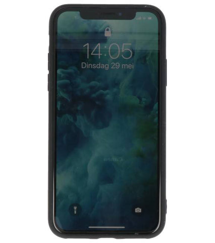 iPhone X Wolf | Dieren TPU Hoesjes Cases  | WN™ - hoesjeshoek