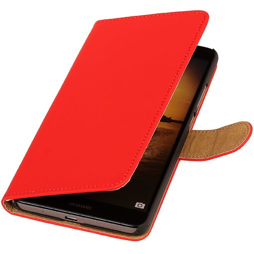 Huawei Huawei Ascend Y520 Rood | bookstyle / book case/ wallet case Hoes  | WN™ - hoesjeshoek