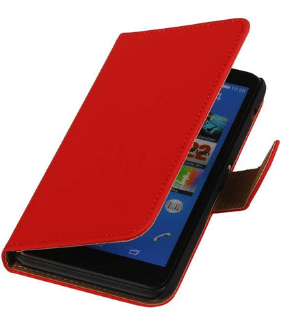 sony Xperia E4 Rood | bookstyle / book case/ wallet case Hoes  | WN™ - hoesjeshoek
