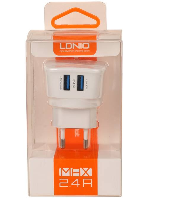 | LDNIO Travel Charger 2.4 A | WN™ - hoesjeshoek