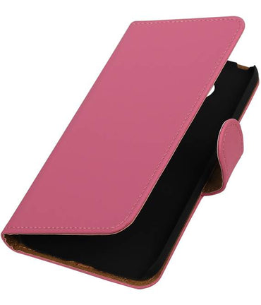 One Plus X Roze | bookstyle / book case/ wallet case Hoes  | WN™ - hoesjeshoek