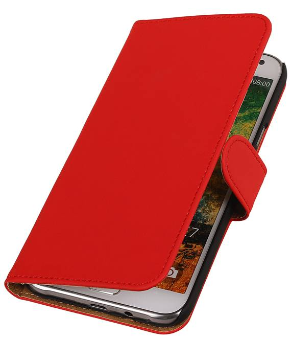 Samsung Galaxy E7 Rood | bookstyle / book case/ wallet case Hoes  | WN™ - hoesjeshoek
