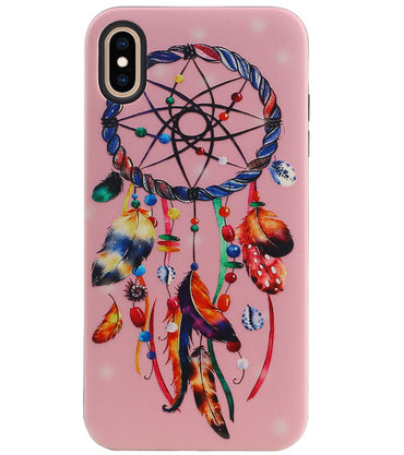 iPhone XS Max | Dromenvanger Design Hardcase Backcover  | WN™ - hoesjeshoek