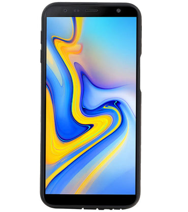 Samsung Samsung Galaxy J6 Plus | Vlinder Design Hardcase Backcover  | WN™ - hoesjeshoek