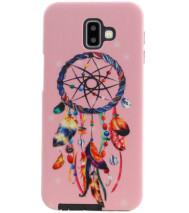 Samsung Samsung Galaxy J6 Plus | Dromenvanger Design Hardcase Backcover  | WN™ - hoesjeshoek