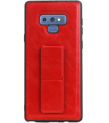 Samsung Samsung Galaxy Note 9 Rood | Grip Stand Hardcase Backcover  | WN™ - hoesjeshoek