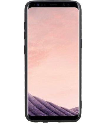 Samsung Samsung Galaxy S8 Blauw | Grip Stand Hardcase Backcover  | WN™ - hoesjeshoek