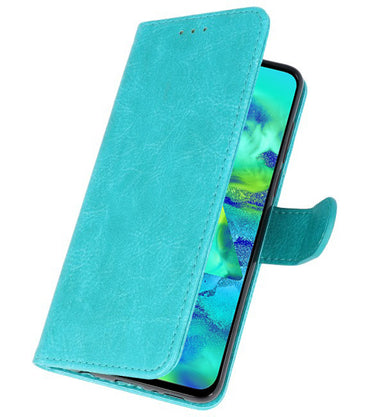 iPhone 11 Groen | bookstyle / book case/ wallet case Wallet Cases Hoes  | WN™ - hoesjeshoek