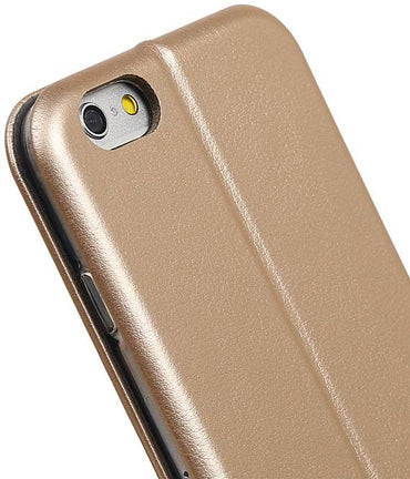 iPhone 6 Goud | Slim Folio Case  | WN™